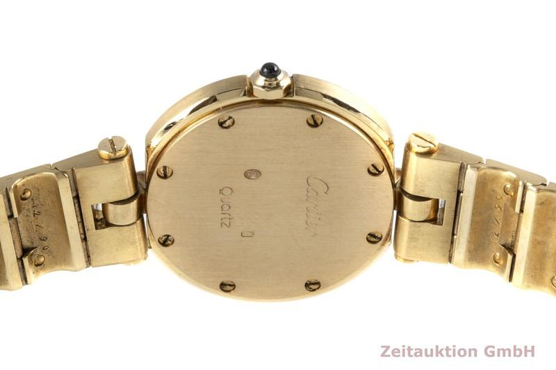 gebrauchte Luxusuhr Cartier Panthere 18k Gold Quarz Kal. 81 Ref. 8057921   | 2005666 _1