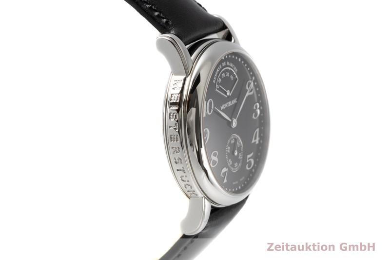 gebrauchte Luxusuhr Montblanc Meisterstück Stahl Handaufzug Kal. 4810.901 Ref. 7017  | 2005691 _0