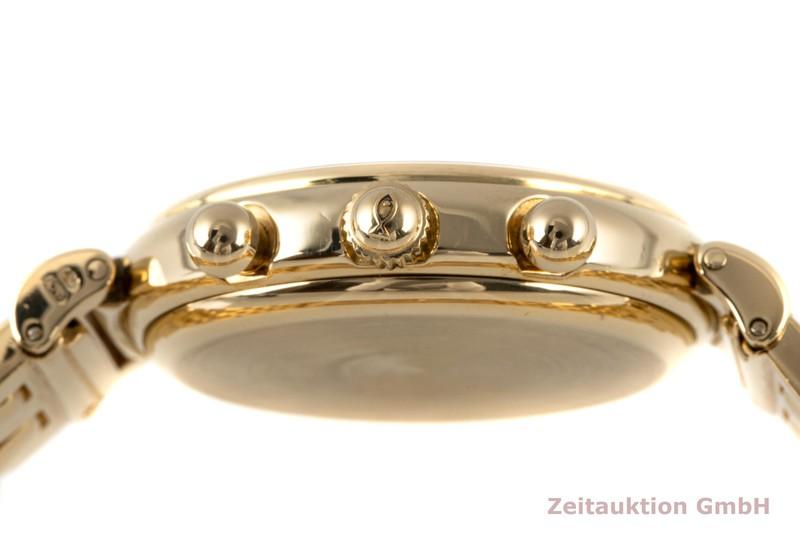 gebrauchte Luxusuhr IWC Da Vinci Chronograph 18k Gold Quarz Kal. 630 Ref. 3735    2005703 _1