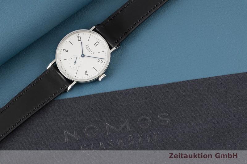 gebrauchte Luxusuhr Nomos Tangente Stahl Handaufzug Kal. Alpha  | 2005706 _0