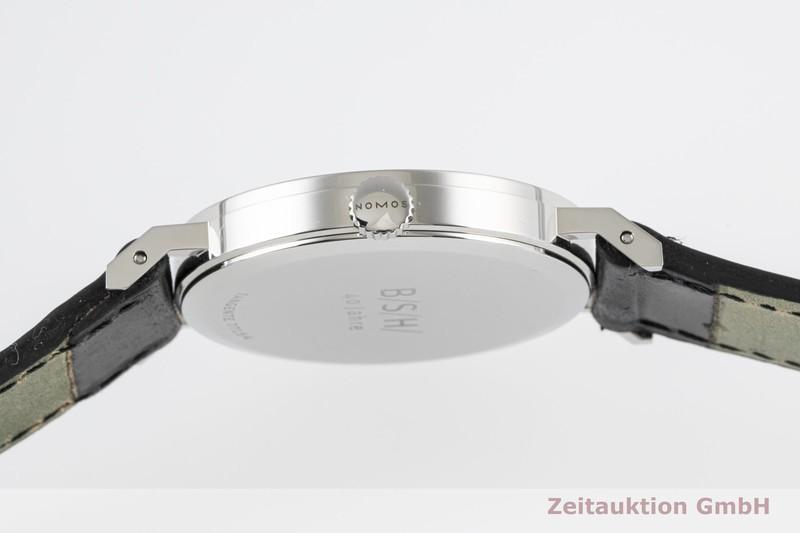 gebrauchte Luxusuhr Nomos Tangente Stahl Handaufzug Kal. Alpha  | 2005706 _1