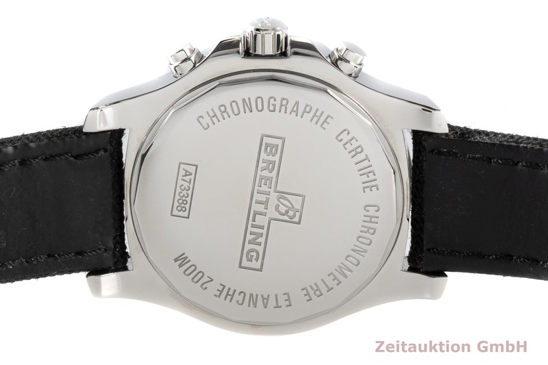 gebrauchte Luxusuhr Breitling Colt Chronograph  Chronograph Stahl Quarz Kal. B73 Ref. A73388  | 2005711 _1