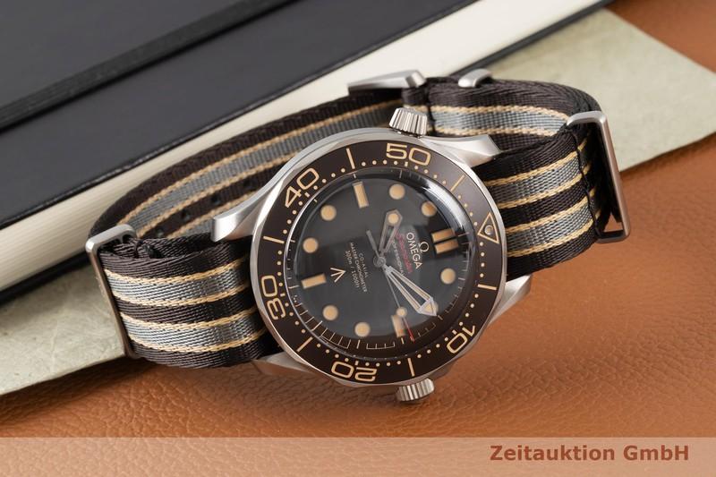 gebrauchte Luxusuhr Omega Seamaster Titan Automatik Kal. 8806 Ref. 210.92.42.20.01.001 LIMITED EDITION | 2005718 _0
