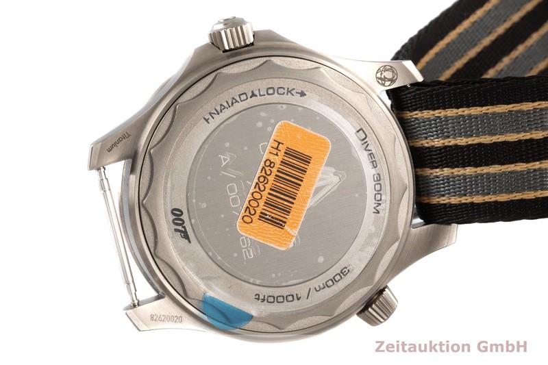 gebrauchte Luxusuhr Omega Seamaster Titan Automatik Kal. 8806 Ref. 210.92.42.20.01.001 LIMITED EDITION | 2005718 _1