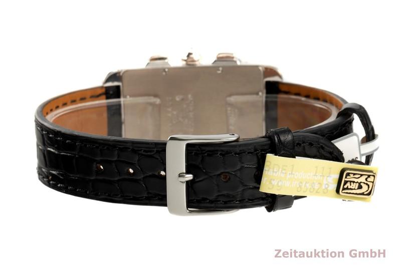 gebrauchte Luxusuhr Cartier Tank Américaine Chronograph 18k Weissgold Quarz Kal. 212P Ref. 2339  | 2005742 _1
