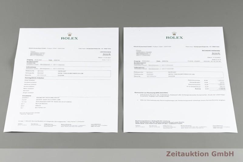 gebrauchte Luxusuhr Rolex Oysterquarz Stahl / Weissgold Quarz Kal. 5035 Ref. 17014  | 2005752 _1