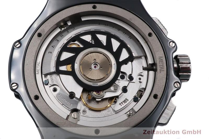 gebrauchte Luxusuhr Hublot Big Bang Chronograph Keramik / Titan Automatik Ref. 341    2005801 _1