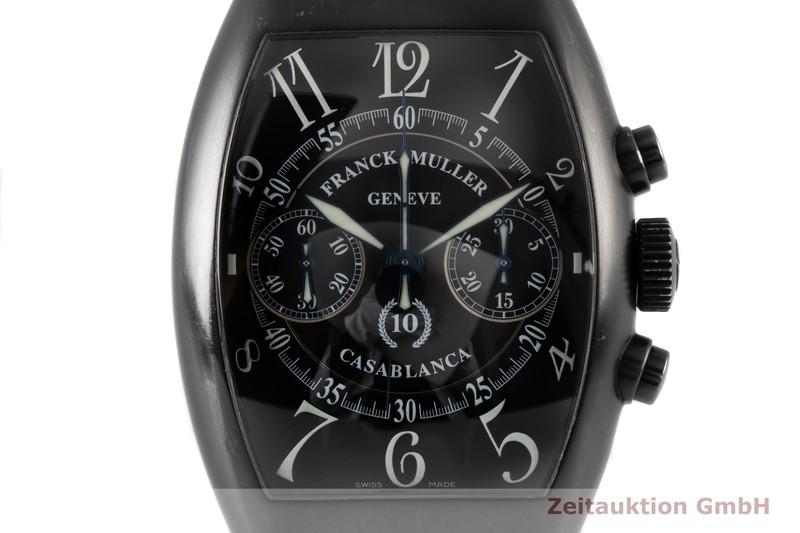 gebrauchte Luxusuhr Franck Muller Casablanca Chronograph Stahl Automatik Kal. FM.7003 Ref. 8880CCCNR LIMITED EDITION | 2005802 _0