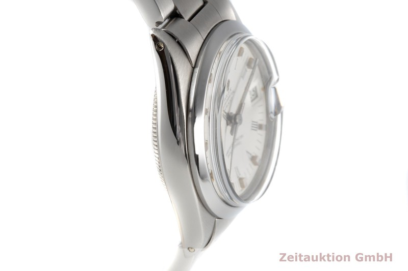 gebrauchte Luxusuhr Rolex Datejust Stahl Automatik Kal. 2030 Ref. 6824 VINTAGE    2005807 _0