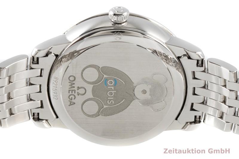 gebrauchte Luxusuhr Omega De Ville Stahl Automatik Kal. 2500 Ref. 424.10.33.20.55.004, STZ 005.273  | 2005848 _1