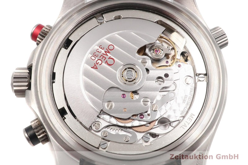 gebrauchte Luxusuhr Omega Seamaster Chronograph Titan Automatik Kal. 3330 Ref. 212.92.44.50.99.001  | 2005853 _1