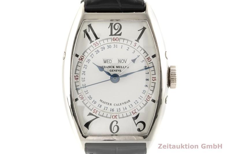 gebrauchte Luxusuhr Franck Muller Master Calendar 18k Weissgold Automatik Kal. 2800 Ref. 5850MC  | 2005866 _0