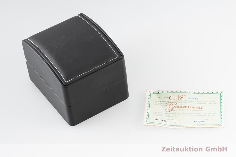 gebrauchte Luxusuhr Rolex Oyster Perpetual 18k Gold Automatik Kal. 1560 Ref. 1005 VINTAGE  | 2005871 _0