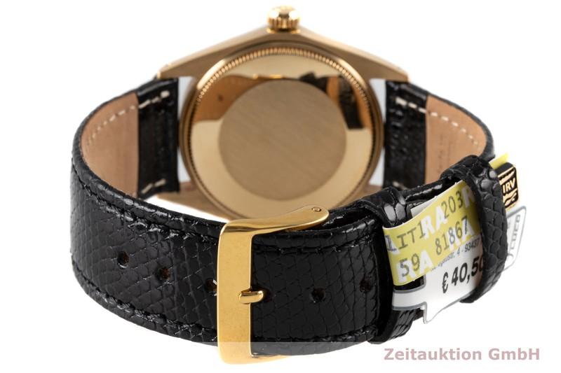 gebrauchte Luxusuhr Rolex Oyster Perpetual 18k Gold Automatik Kal. 1560 Ref. 1005 VINTAGE  | 2005871 _1