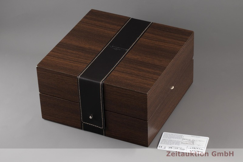 gebrauchte Luxusuhr Longines Heritage Chronograph Stahl Automatik Kal. L651.3 Ref. L2.796.4  | 2005874 _0