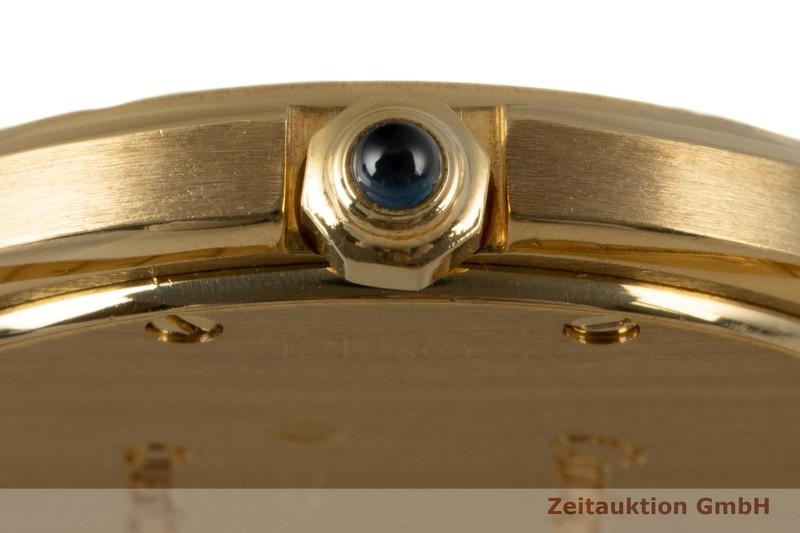 gebrauchte Luxusuhr Cartier Santos 18k Gold Quarz Kal. 81 Ref. W3315  | 2005901 _1