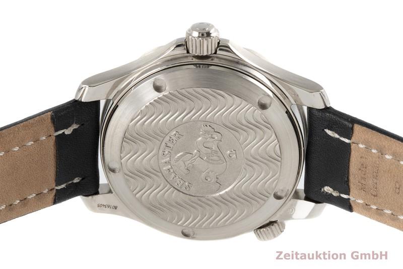 gebrauchte Luxusuhr Omega Seamaster 18k Weissgold Automatik Kal. 1120 Ref. 168.1641  | 2005908 _1