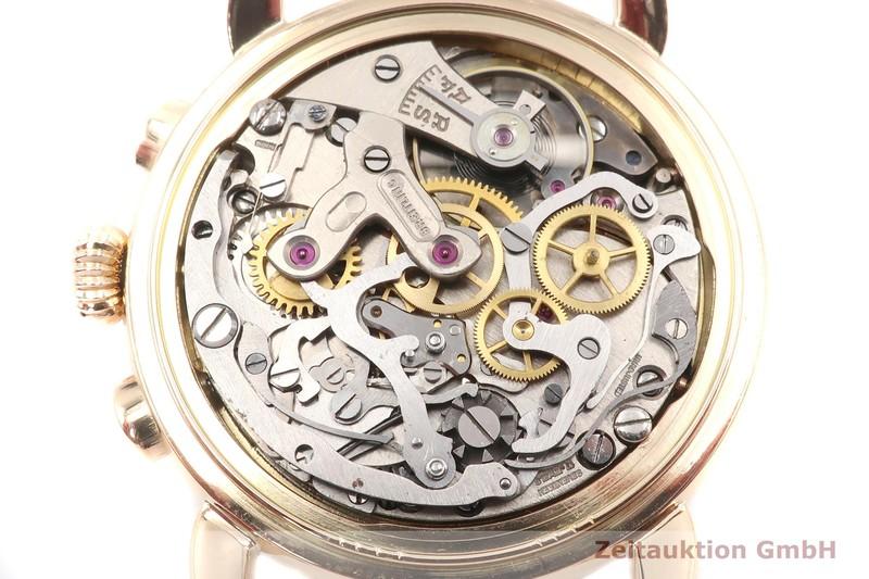 gebrauchte Luxusuhr Breitling Datora Chronograph 18k Rotgold Handaufzug Ref. 1939  | 2005963 _1