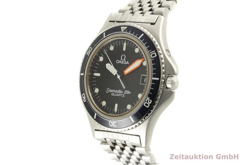 gebrauchte Luxusuhr Omega Seamaster Stahl Quarz Kal. 1332 Ref. 196.0230, 396.0929 VINTAGE    2005964 _0