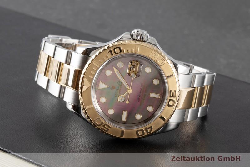 gebrauchte Luxusuhr Rolex Yacht-Master Stahl / Gold Automatik Kal. 3135 Ref. 16623  | 2005969 _1