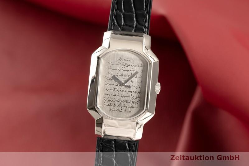 gebrauchte Luxusuhr Corum Rue de la Paix 18k Weissgold Quarz Ref. 39.751.59  | 2005977 _0