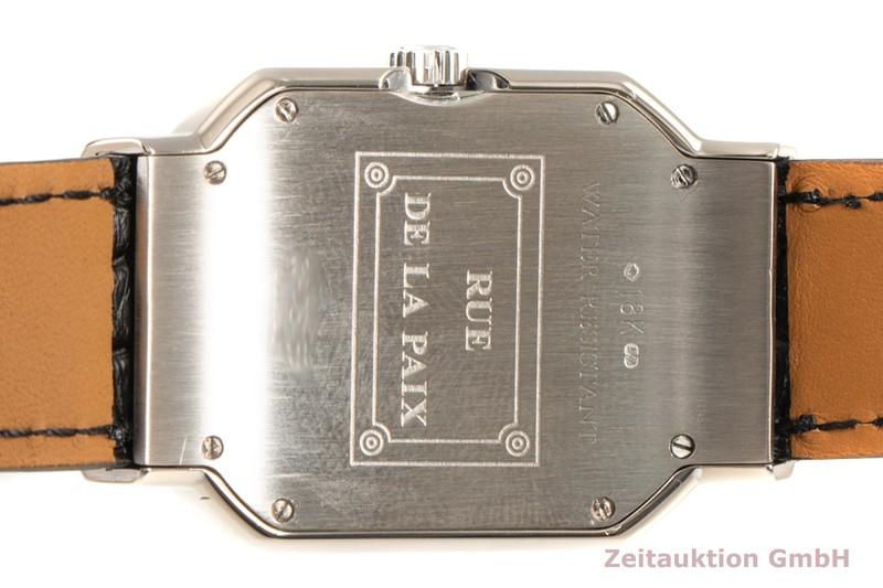 gebrauchte Luxusuhr Corum Rue de la Paix 18k Weissgold Quarz Ref. 39.751.59  | 2005977 _1