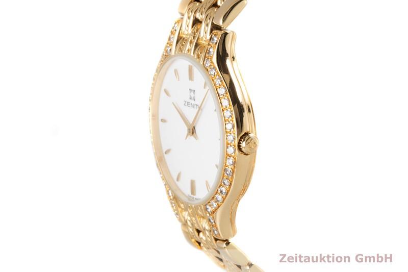 gebrauchte Luxusuhr Zenith * 18k Gold Quarz Ref. 06.2340.061  | 2005978 _0