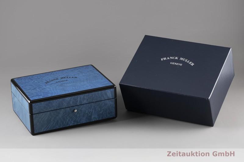 gebrauchte Luxusuhr Franck Muller Casablanca Stahl Handaufzug Kal. 1700 S6 Ref. 8880B S6PRVIN  | 2005995 _0
