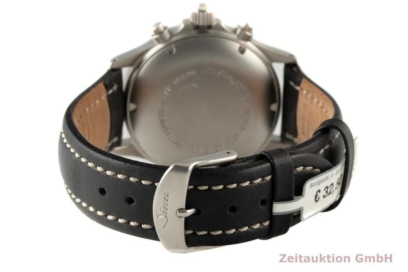 gebrauchte Luxusuhr Sinn 356 Chronograph Stahl Automatik Ref. 356.020  | 2006016 _1