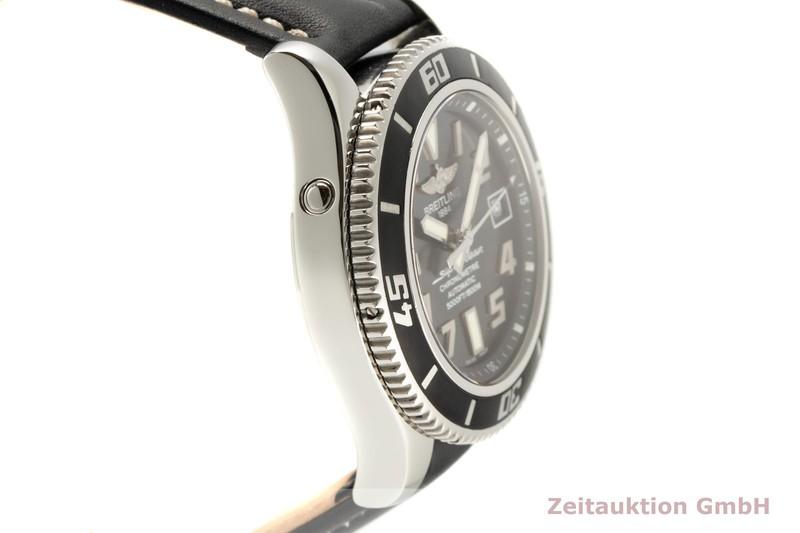 gebrauchte Luxusuhr Breitling Superocean Stahl Automatik Kal. B17 Ref. A17364  | 2006031 _0