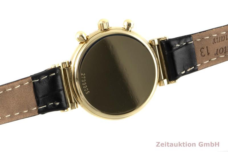 gebrauchte Luxusuhr IWC Da Vinci Chronograph 18k Gold Quarz Kal. 630/1 Ref. 3736  | 2006043 _1