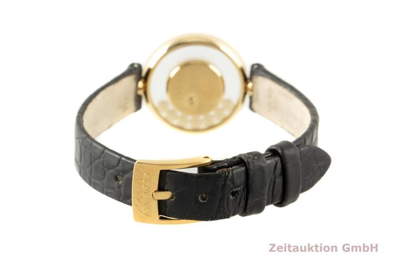 gebrauchte Luxusuhr Chopard Happy Diamonds 18k Gold Quarz Ref. 4052    2006044 _1