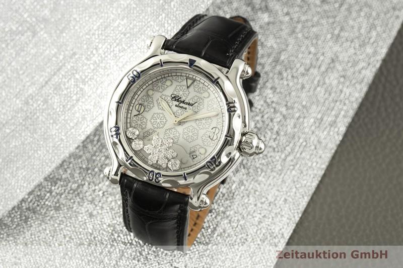 gebrauchte Luxusuhr Chopard Happy Sport Stahl Quarz Ref. 28/8948  | 2006045 _0