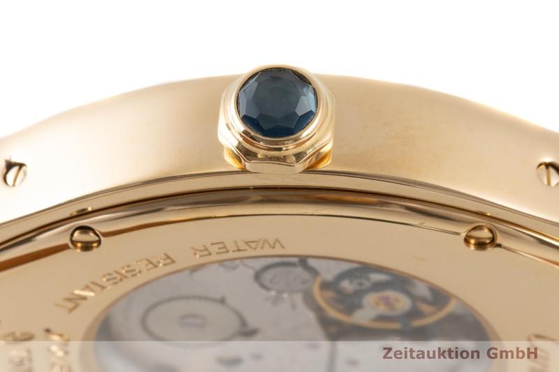 gebrauchte Luxusuhr Cartier Tortue 18k Gold Handaufzug Kal. 437 MC Ref. 2496D  | 2006060 _1