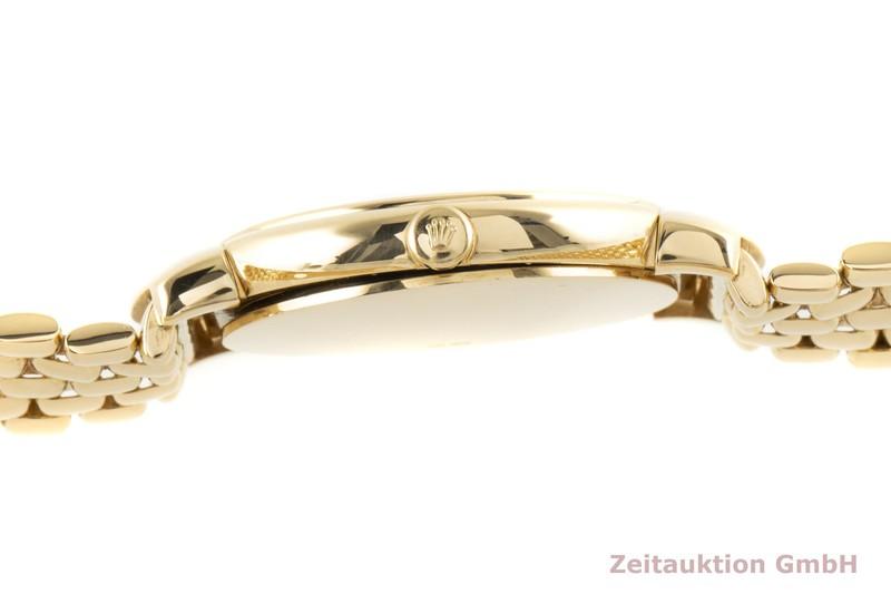 gebrauchte Luxusuhr Rolex Cellini 18k Gold Quarz Kal. 6620 Ref. 6622    2006066 _1