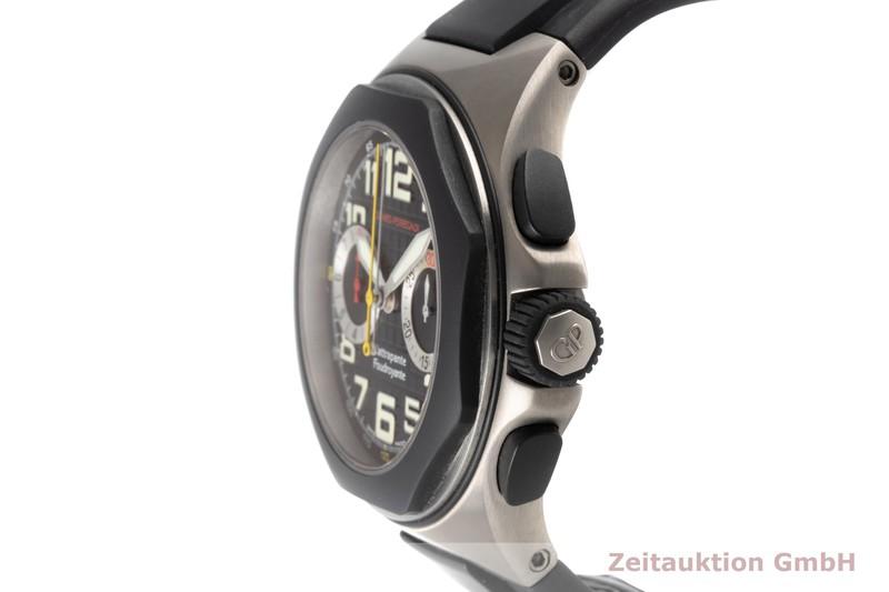 gebrauchte Luxusuhr Girard Perregaux Laureato Chronograph Titan Automatik Kal. 8020 Ref. 90195  | 2006074 _0