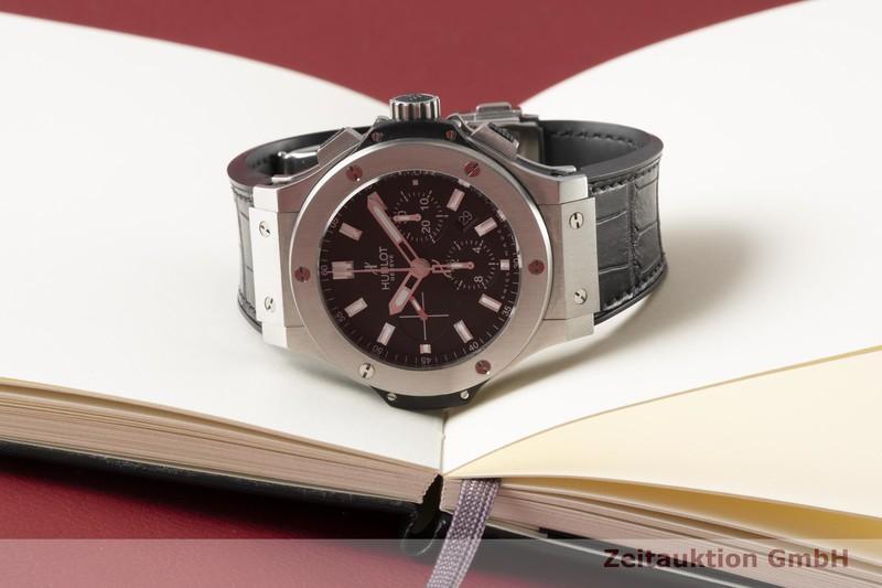 gebrauchte Luxusuhr Hublot Big Bang Chronograph Stahl Automatik Kal. HUB4104 Ref. 301.SX.1170.RX  | 2006097 _1