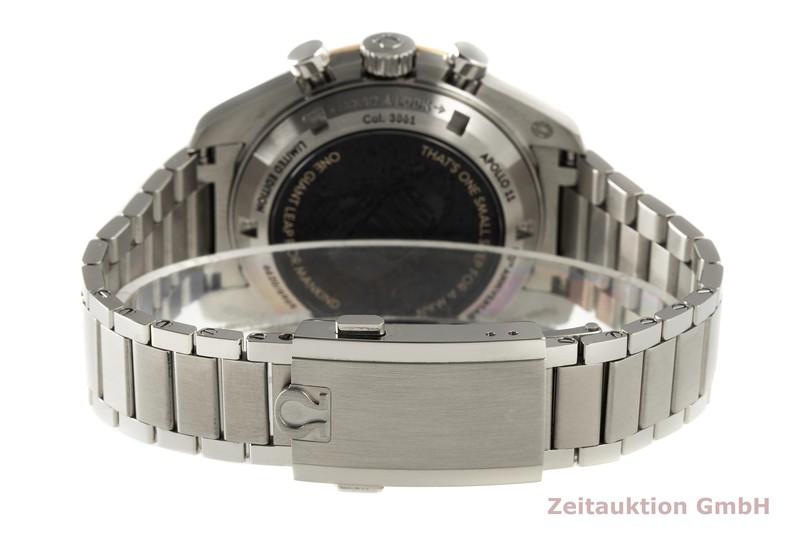 gebrauchte Luxusuhr Omega Speedmaster Moonwatch Chronograph Stahl / Gold Handaufzug Kal. 3861 Ref. 310.20.42.50.01.001, STZ011796 LIMITED EDITION | 2006098 _1