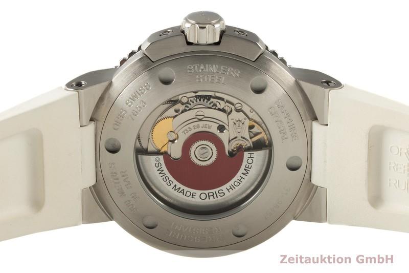gebrauchte Luxusuhr Oris Aquis Date Stahl Automatik Kal. 733 Ref. 7653  | 2006116 _1