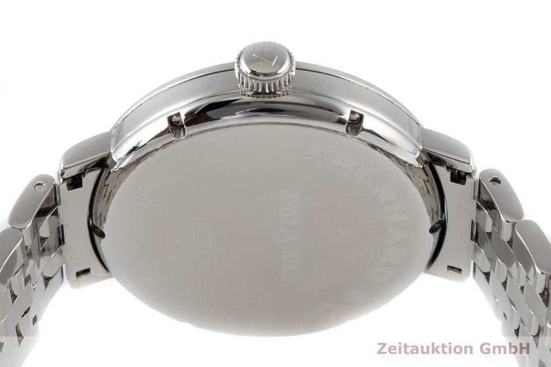 gebrauchte Luxusuhr Eberhard & Co 8 Jours Stahl Handaufzug Kal. CAL. 896-18J Ref. 21017  | 2006118 _1