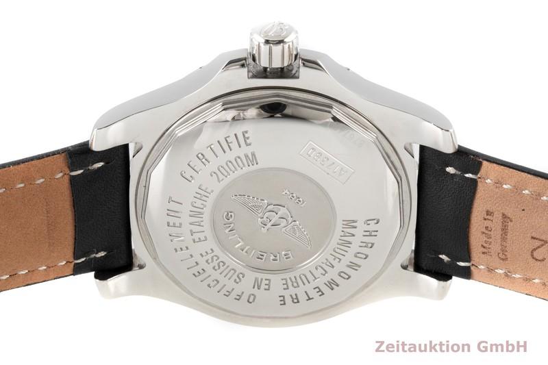gebrauchte Luxusuhr Breitling Superocean Stahl Automatik Kal. B17 Ref. A17390  | 2006132 _1