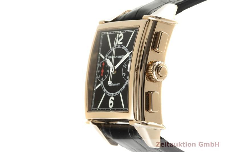 gebrauchte Luxusuhr Girard Perregaux Vintage Chronograph 18k Gold Automatik Kal. 8020 Ref. 9021    2006215 _0
