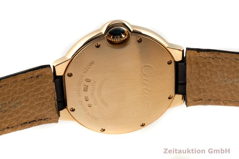 gebrauchte Luxusuhr Cartier Ballon Bleu de Cartier 18k Gold Automatik Kal. 076 Ref. 3002  | 2006228 _1