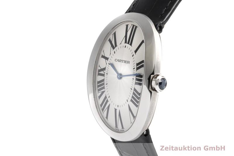 gebrauchte Luxusuhr Cartier Baignoire 18k Weissgold Handaufzug Kal. 430MC Ref. 3032, W8000001  | 2006229 _0