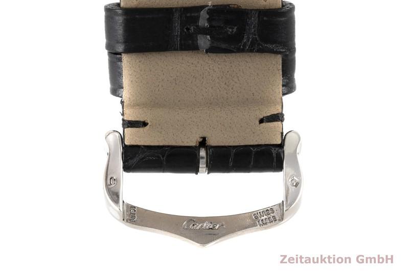 gebrauchte Luxusuhr Cartier Baignoire 18k Weissgold Handaufzug Kal. 430MC Ref. 3032, W8000001  | 2006229 _1
