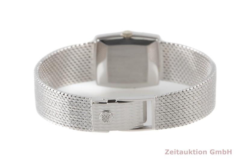 gebrauchte Luxusuhr Patek Philippe * 18k Weissgold Handaufzug Ref. 3354/1 VINTAGE    2006231 _1