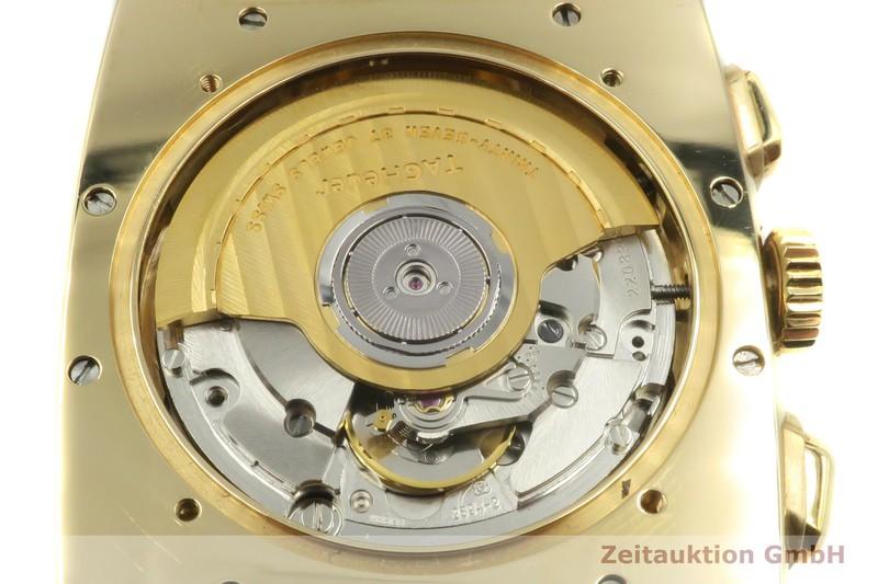 gebrauchte Luxusuhr Tag Heuer Monaco Chronograph 18k Gold Automatik Ref. CW5140 LIMITED EDITION | 2006245 _1