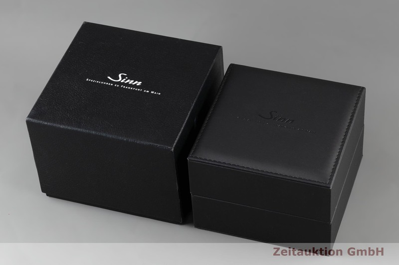 gebrauchte Luxusuhr Sinn UX SDR GSG9 Stahl Quarz Ref. 403.051    2006251 _0