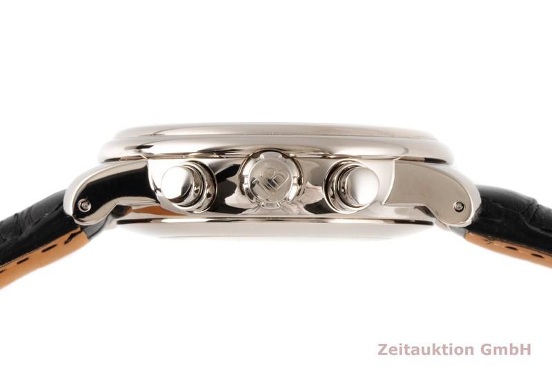 gebrauchte Luxusuhr Blancpain Leman Chronograph 18k Weissgold Automatik Kal. 6885  | 2006274 _1