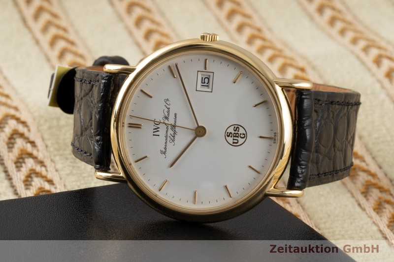 gebrauchte Luxusuhr IWC Portofino 18k Gold Quarz Kal. 2210 Ref. 3331  | 2006286 _0